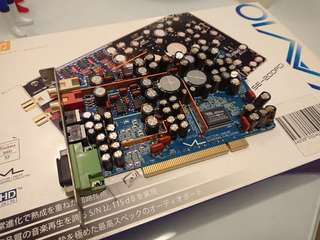 Onkyo SE-200PCI hi-end soundcard