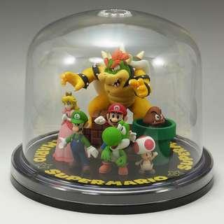 🚚 Club Nintendo Mario Diorama Statue