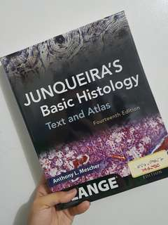 Junqueira's Basic Histology Text and Atlas 14th Edition
