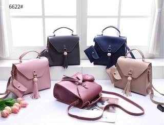 Korean fashion slingbag