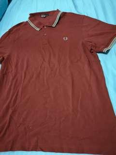 Original Fred Perry Polo shirt XXL