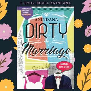 PREMIUM : EBOOK PDF NOVEL DIRTY MARRIAGE