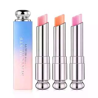 🚚 Set of 3 Lip Glow Sticks (very similar to Dior Lip Glow)