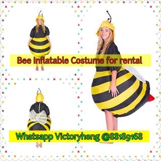 Bee Inflatable Costume for rental ~~~~~~