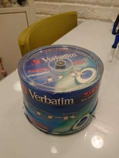 Verbatim CD-R discs (50pcs)