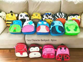 COCO CHARACTER BACKPACK (Pre-order)
