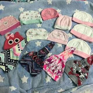 Baby bonnet All in
