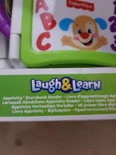 Leapfrog laugh and learn