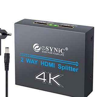 358 HDMI Splitter 4K