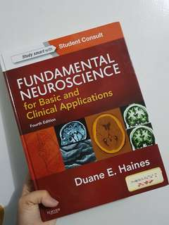 Fundamental Neuroscience for Basic and Clinical Applications 4th Edition by Buane E. Haines