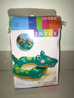 Unused intex float