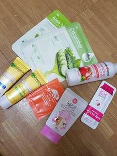 Skin care set #1
