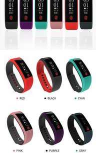 Smart Watch Monitor Fitness Tracker Heart Rate Bracelet