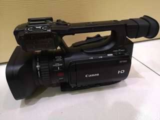 Canon XF100 Professional HD Camcoder