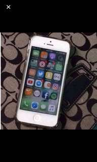 Iphone 5 64gb (Factory Unlock)