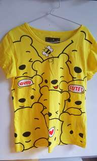 Kaos Winnie the Pooh