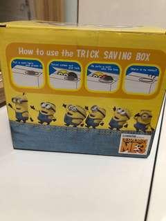 Minion 紙箱