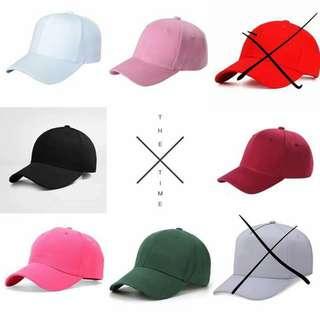 Suede / baseball cap