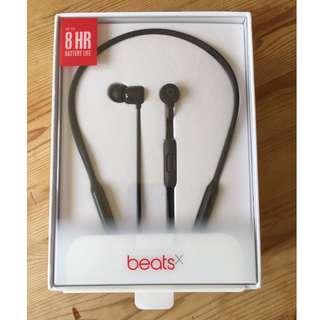 全新Beats X 頸掛式藍牙耳機