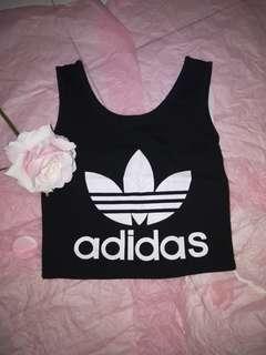 🌻 Adidas Crop