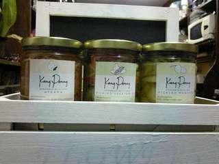 Kang Penny's Homemade Pickled goods