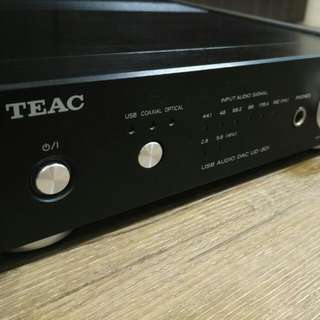 TEAC UD-301 DSD DAC  preamp