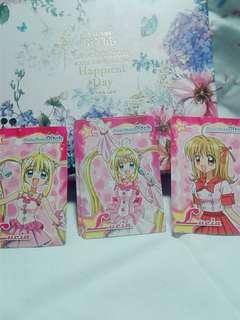 🚚 珍珠美人魚卡片(露亞,波音,莉娜款