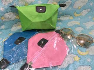 Make-up pouch waterproof