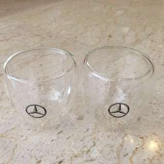 Mercedes-Benz Expresso Cups