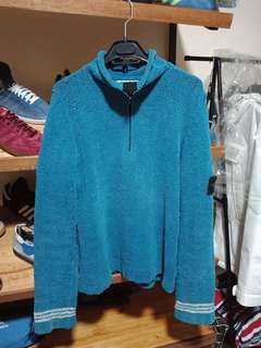 Stone island knit original size M fit to XL