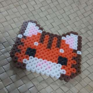 Cat Perler Beads