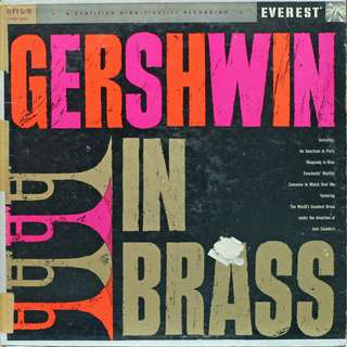gershwin Vinyl LP used, 12-inch, may or may not have fine scratches, but playable. NO REFUND. Collect Bedok or The ADELPHI.