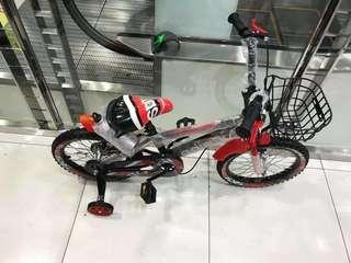 Adiasi Red Bike