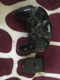 PS2 wireless controllers