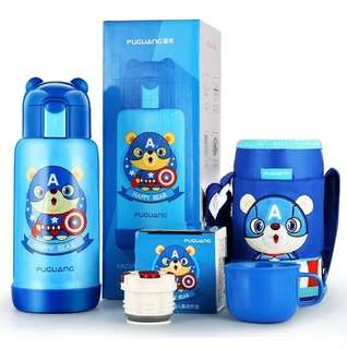 [Pre-order] Kid's thermos water bottle