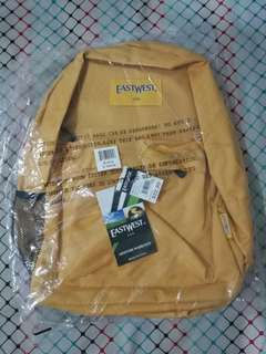 IMPORTED EASTWEST BACKPACK YELLOW