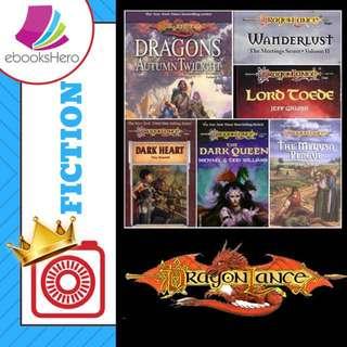 Complete Dragonlance Saga Collection