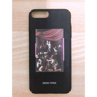 🚚 iPhone 7plus 藝術畫手機殼(硬殼)