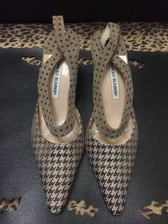 Manolo Blahnik 高跟鞋 high heel