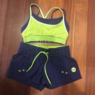 Roxy Bikini Set