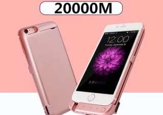 Power bank apple 充電手機case
