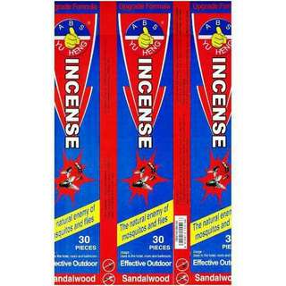 Incense Insect Killer