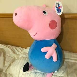 🚚 喬治豬 佩佩豬 玩偶 娃娃