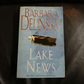 Pre - Loved Lake News by Barbara Delinsky [Paperback]