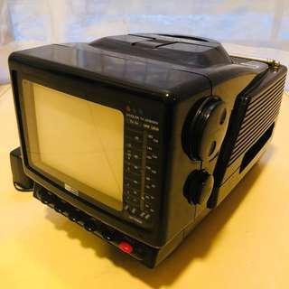 Vintage Mini TV
