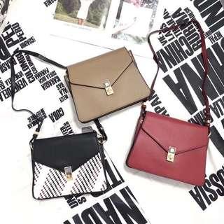 PEDRO FLAP Shoulder Handbag