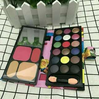 EASILY-CARRIED 22COLORS MAKEUP EYESHADOW PALETTE SET