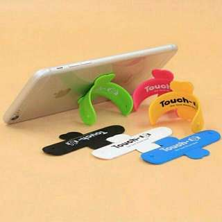 UNIVERSAL PORTABLE TOUCH U ONE TOUCH SILICONE STAND HOLDER (3PCS)