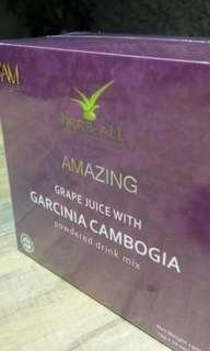 Amazing Grape Juice w/Garcinia Cambogia