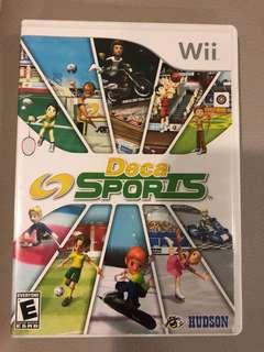 Wii- Deca Sports